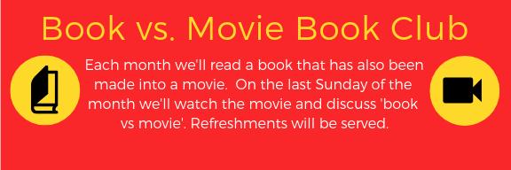 Book vs. Movie