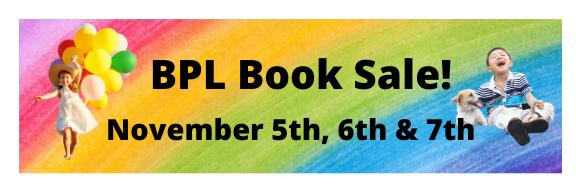 book sale slider
